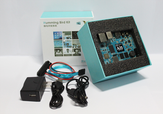Hummingbird Kit A20