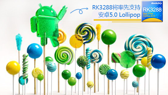 RK3288 Android 5.0 Lollipop